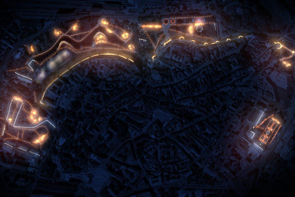 VALOA Tallinnan LUCIA-hankkeen kansainvälisen valaistussuunnittelukilpailun voittajaksi