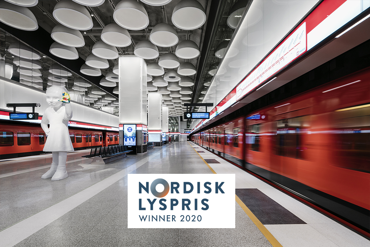 The First Ever Nordic Lighting Design Award to Finland