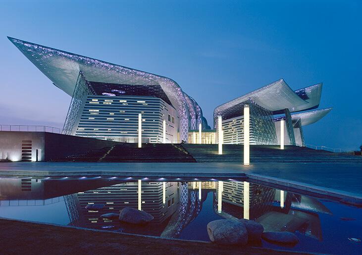 Wuxi Grand Theatre, China